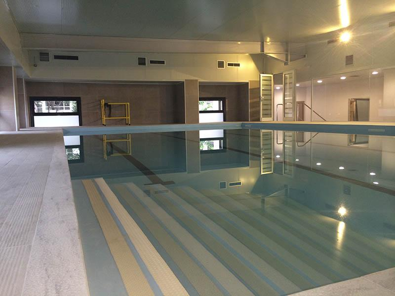The swim college